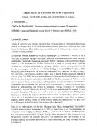 Compte Rendu Conseil Municipal du 06 09 21